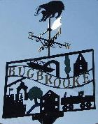 Bugbrooke Sign